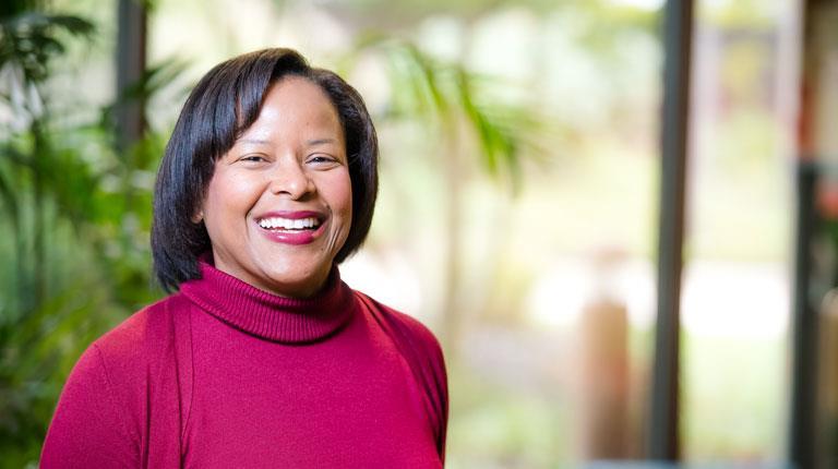 Employee Frances Richardson